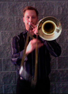 Alden Lowrey - Trombone - Red Deer College