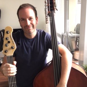 Rob Hutchinson Double Bass/Bass Guitar